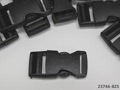 Spona trojzubec 16mm ČERNÁ, á 1ks