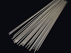 Rovné pletací jehlice č. 2,0,  1 pár