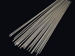 Rovné pletací jehlice č. 3,0,  1 pár