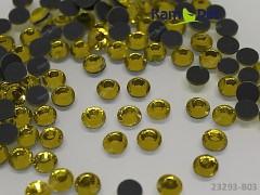 Nažehlovací kamínky ŽLUTÉ 6mm, bal. 10ks