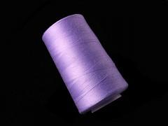 světle fialové nitě PES 5000y HARD lila niť koton