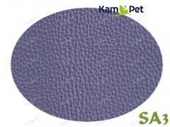 Šedá koženka šedá střední SA3  látka čalounická koženka