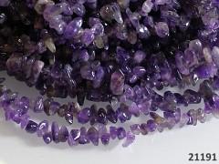 Přírodní minerál AMETYST, zlomky