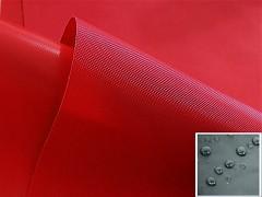 Tkanina voděodpudivý nylon ČERVENÝ, á 1m