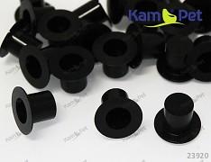 Černé cylindry k dekoraci,  bal. 10ks