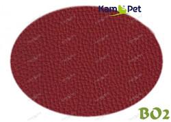Bordó koženka bordó světlá BO2  látka čalounická koženka