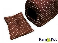 Polštářek do boudičky pro pejska č. 2 KamPet Classic 100% bavlna