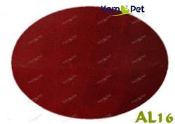 Bordó koženka bordó žíhaná AL16  látka čalounická koženka