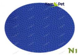 Modrá koženka modrá jasná N1  látka čalounická koženka