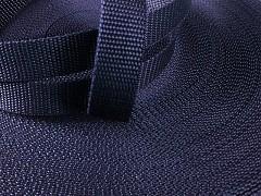 MODRÝ TMAVĚ popruh polypropylénový šíře 10mm PP popruh 1cm