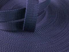 MODRÝ TMAVĚ popruh polypropylénový šíře 30mm PP popruh 3cm