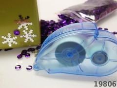 Lepidlo v pásce lepící páska - oboustranné lepicí dílky