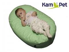 Polohovací hnízdečko pro miminko č. 1 KamPet SOFT fleese