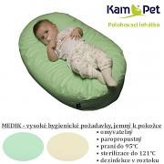 Polohovací hnízdečko pro miminko č. 2 KamPet MEDIK hydrofobní