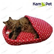 Bota pelíšek pro psa či kočku, fretku aj. KamPet Classic 100% bavlna