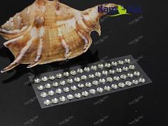 ČIRÉ samolepící kamínky 5mm