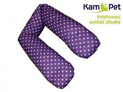 Náhradní obal polohovací polštář 2m KamPet Classic 100% bavlna