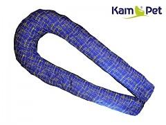 Náhradní obal polohovací podkova v celotělová KamPet Classic 100% bavlna