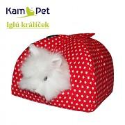 Domeček pro zakrslého králíčka Iglú KamPet ClassiC