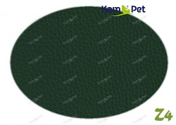 Zelená tmavá koženka zelená tmavá láhvová Z4  látka čalounická koženka