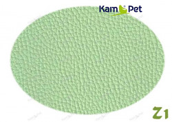 Zelená světle koženka zelená světlá Z1  látka čalounická koženka