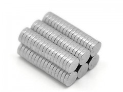 Silné magnety 6mm, bal. 10ks