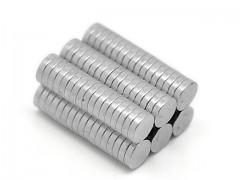 Silné magnety 6mm