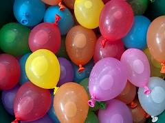 Extra velké balónky vodní bomby MIX, á 1ks