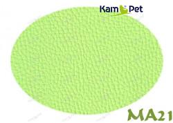 Zelená koženka zelená pistáciová MA21  látka čalounická koženka