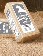 JEMNÉ hobliny německé CLASSIC HORSE 20kg podestýlka
