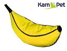 Žlutý sedací vak pro děti Banán RINS voděodolný