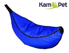 Modrý sedací vak pro děti Banán RINS voděodolný