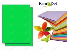 ZELENÝ LIMETKOVÝ papír SYTÝ barevný A4