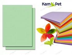 ZELENÝ SVĚTLE papír barevný PASTELOVÝ  A4