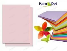 RŮŽOVÝ papír barevný PASTELOVÝ  A4