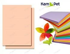 MERUŇKOVÝ papír barevný PASTELOVÝ  A4