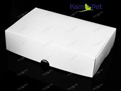 Bílé krabičky luxusní bílé, na cukroví či balení objednávek