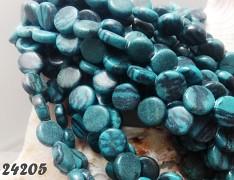 Tyrkysové lentilky přírodní minerál