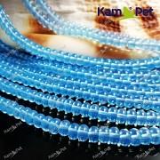 Modrý Opalit rondelky 6mm AA kvalita, á 1ks