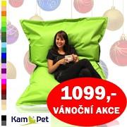 50% sleva sedací vak KamPet Relax 140 RINS - výběr z 30ti barev