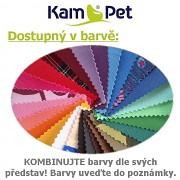 Sedací vak KamPet Relax 140 RINS kombinace barev