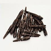 Kaplíky kovové extra dlouhé kornouty 42/8.5 měděné, á 1ks