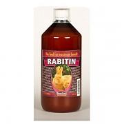 Přípravek na zlepšení reprodukce a odchovu mláďat RABITIN pro králíky KONCENTRÁT