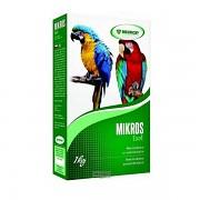 Minerální krmivo s vitamíny pro papoušky EXOTI, 1kg