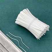 Drátky na šití roušek /tvarování na nose/
