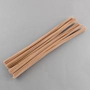 KRÉMOVÉ chlupaté drátky žinylky tvarovací drát á 1ks