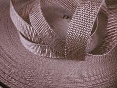 KRÉMOVÝ popruh polypropylénový šíře 20mm PP popruh 2cm