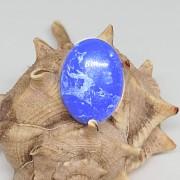 Tyrkenit kabošon AAA kvality na náhrdelník barvený howlit