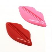 Vymačkávač tub - zubní pasty, krému ÚSTA růžový