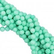 Zelený amazonit kuličky 8mm, bal. 5ks